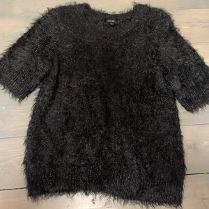 Super soft fuzzy sweater